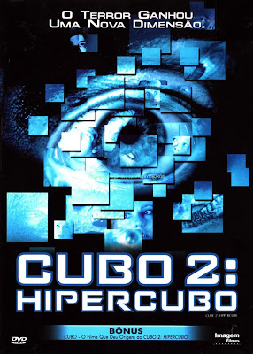 Cubo 2: Hipercubo (Dual Audio)