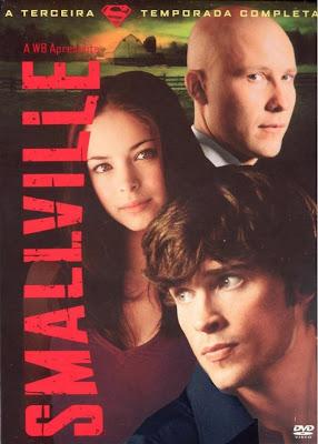 Smallville - 3ª Temporada Completa - DVDRip Dual Áudio