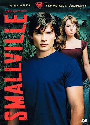 Smallville - 4ª Temporada Completa - DVDRip Dual Áudio