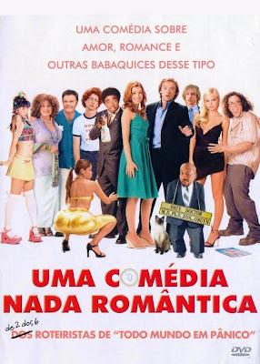 Uma Comédia Nada Romântica - DVDRip Dual Áudio