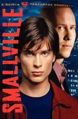 Smallville - 5ª Temporada Completa - DVDRip Dual Áudio