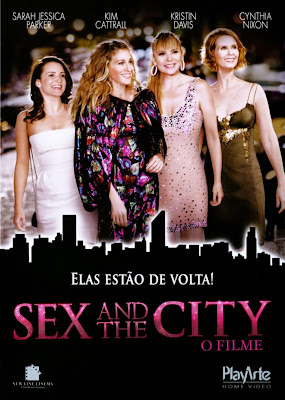 Sex and the City: O Filme - DVDRip Dual Áudio