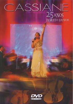 Cassiane - 25 Anos De Muito Louvor - DVDRip