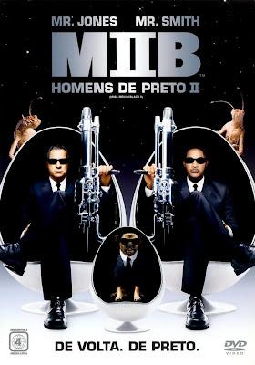 MIB: Homens de Preto 2 (Dublado)