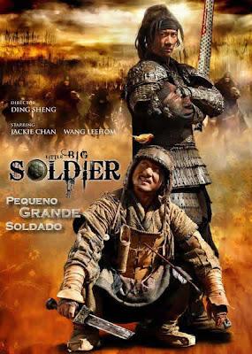 Pequeno Grande Soldado - DVDRip Legendado