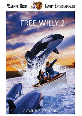 Free Willy 2 - DVDRip + Legenda