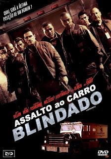 Filme Poster  Assalto ao Carro Blindado DVDRip H.264-Coelho Legendado