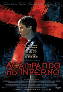 Download Acampando No Inferno – DVDRip Dual Áudio
