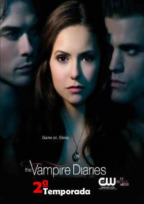 The Vampire Diaries 2ª Temporada Dublado Completo