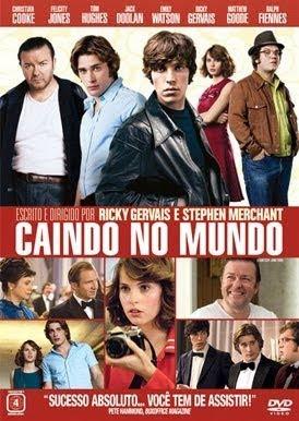 Caindo No Mundo - DVDRip Dual Áudio