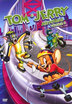 Tom+e+Jerry+ +Aventuras+Volume+5 Download Tom e Jerry: Aventuras   Volume 5   DVDRip Dublado