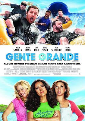 Gente+Grande Download Gente Grande   DVDRip Dual Áudio