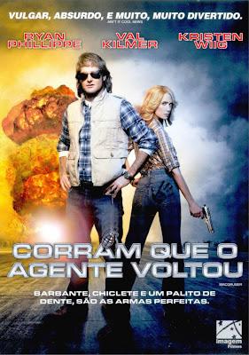 Corram+Que+o+Agente+Voltou Download Corram Que o Agente Voltou   DVDRip Dual Áudio