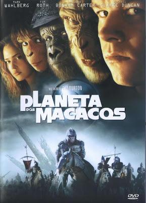 Planeta+dos+Macacos Planeta dos Macacos  DVDRip   Dublado