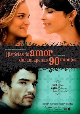 Histórias de Amor Duram Apenas 90 Minutos - DVDRip Nacional