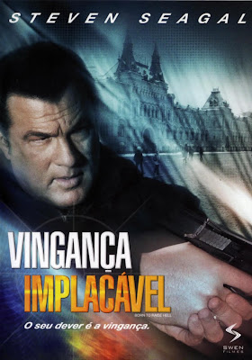 Vingança Implacável - DVDRip Dual Áudio