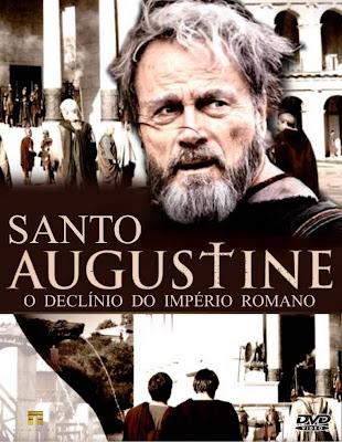 Santo Augustine: O Declínio do Império Romano - DVDRip Dual Áudio