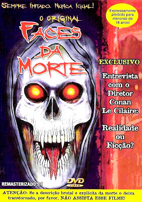 Faces da Morte (Dublado)