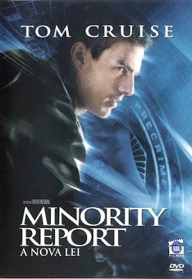 Minority Report: A Nova Lei - DVDRip Dublado
