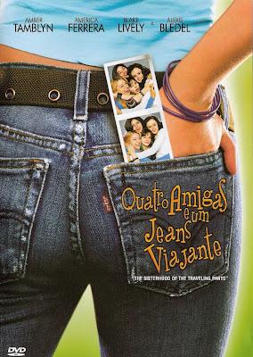Quatro Amigas e Um Jeans Viajante - DVDRip Dublado (RMVB)