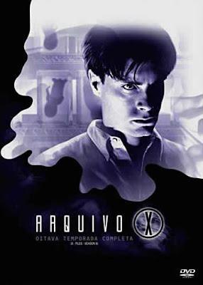 Arquivo X - 8ª Temporada Completa - DVDRip Dual Áudio