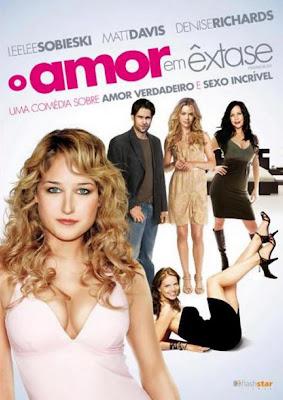 O Amor Em Êxtase - DVDRip Dual Áudio