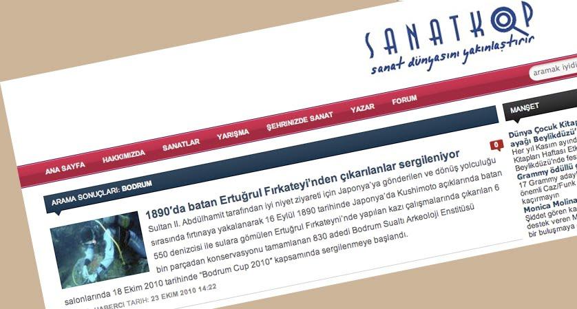 SANATKOOP SANAT HABERLERİ 1