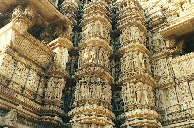 My India TravelKandariya Mahadeva Temple Inside