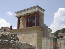 Παλάτι της Κνωσού-Minoan Palace of Knossos