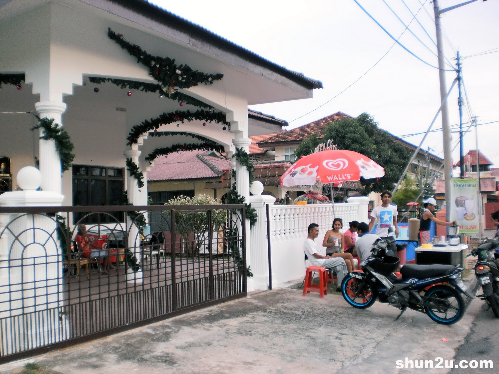 Come To Visit Malacca Today!: Portuguese Settlement