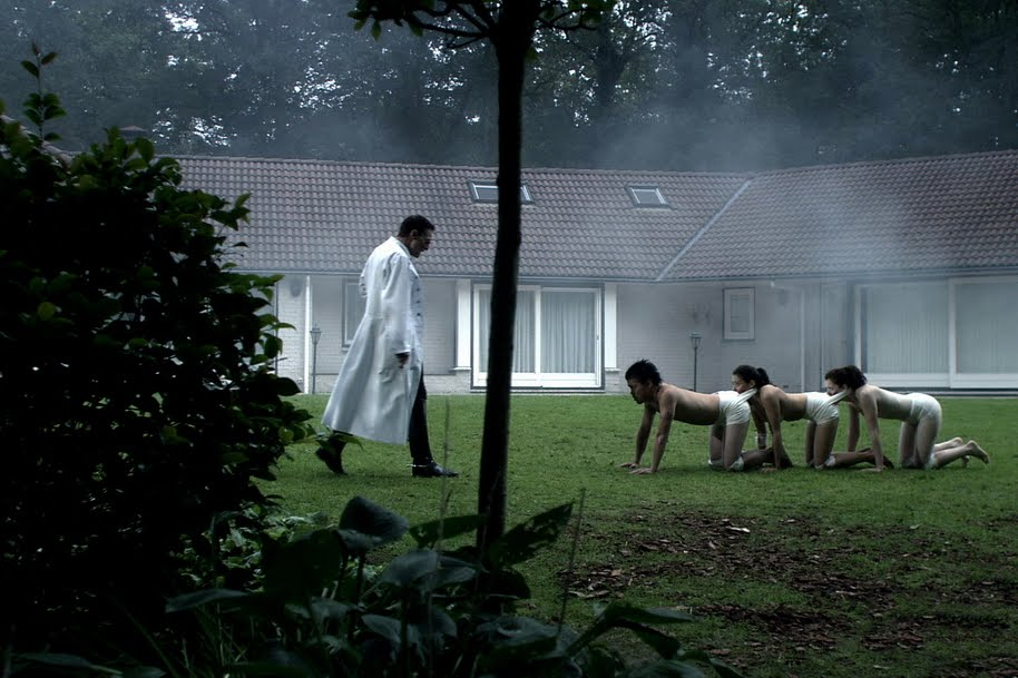 the human centipede  review