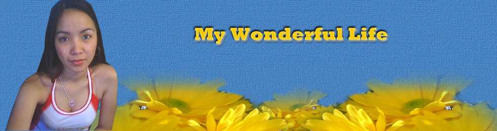 My Wonderful Life