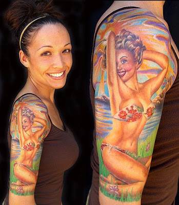 39 Amazing Tattoo Portraits