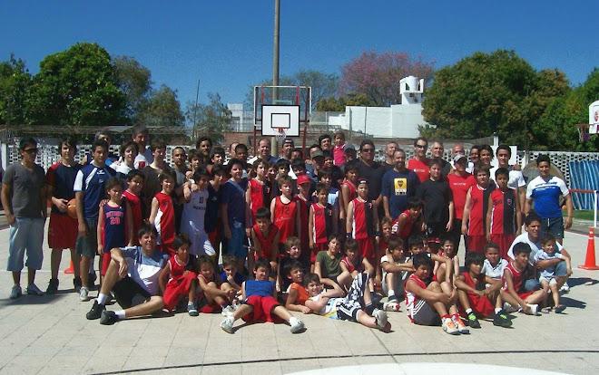 Torneo interno Padres e Hijos 2009