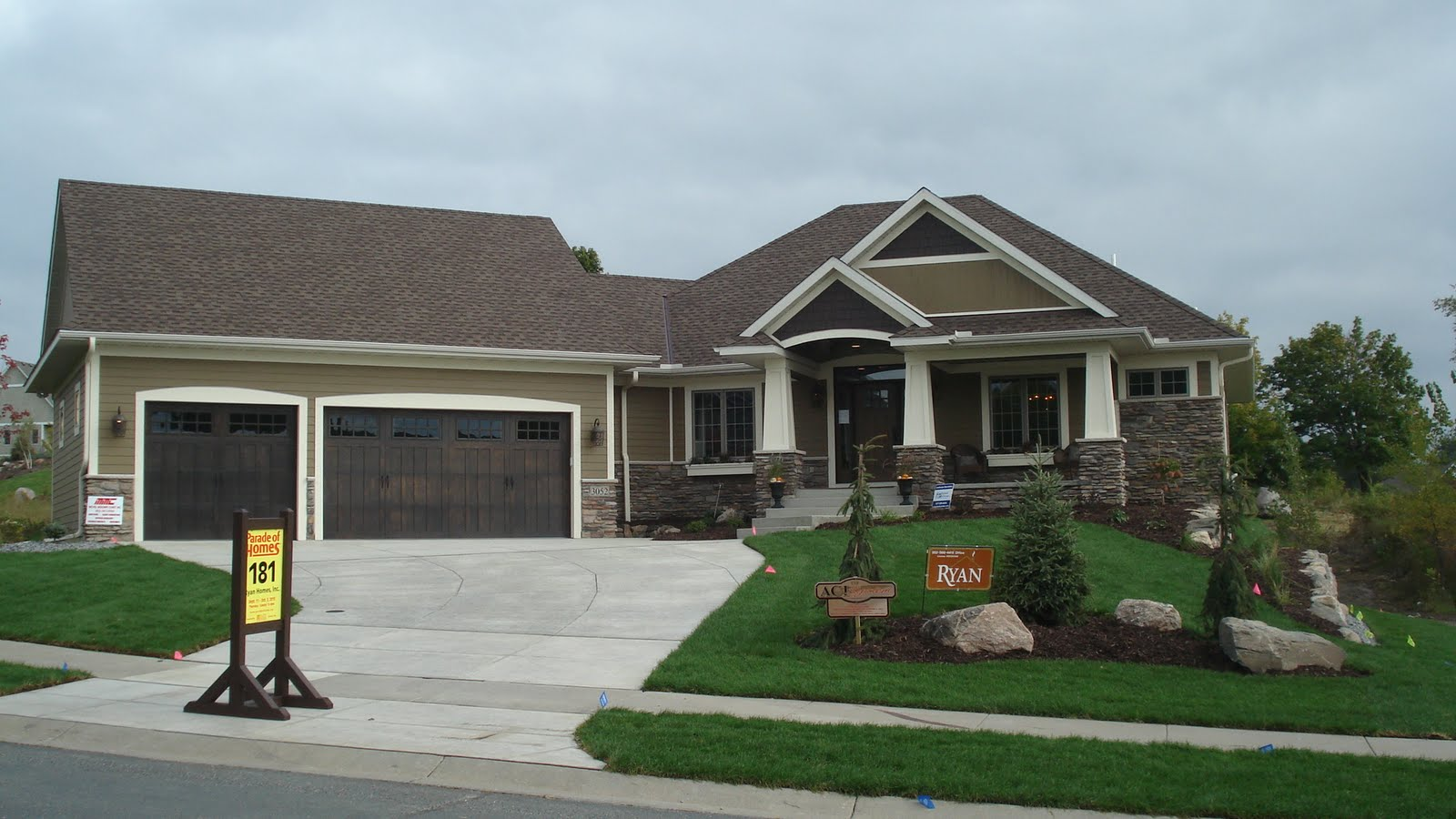 Ryan homes inc for Home house