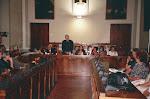 """Presentazione de """"La conchiglia dell'essere"""" 14-06-2007 Sala Consiliare Sansepolcro (AR)"""