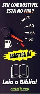Seu Combustivel esta no fim?