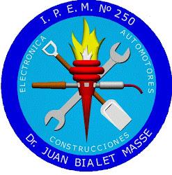 Escudo I.P.E.M Nº 250
