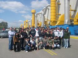 Visita a Planta de Fiat Auto