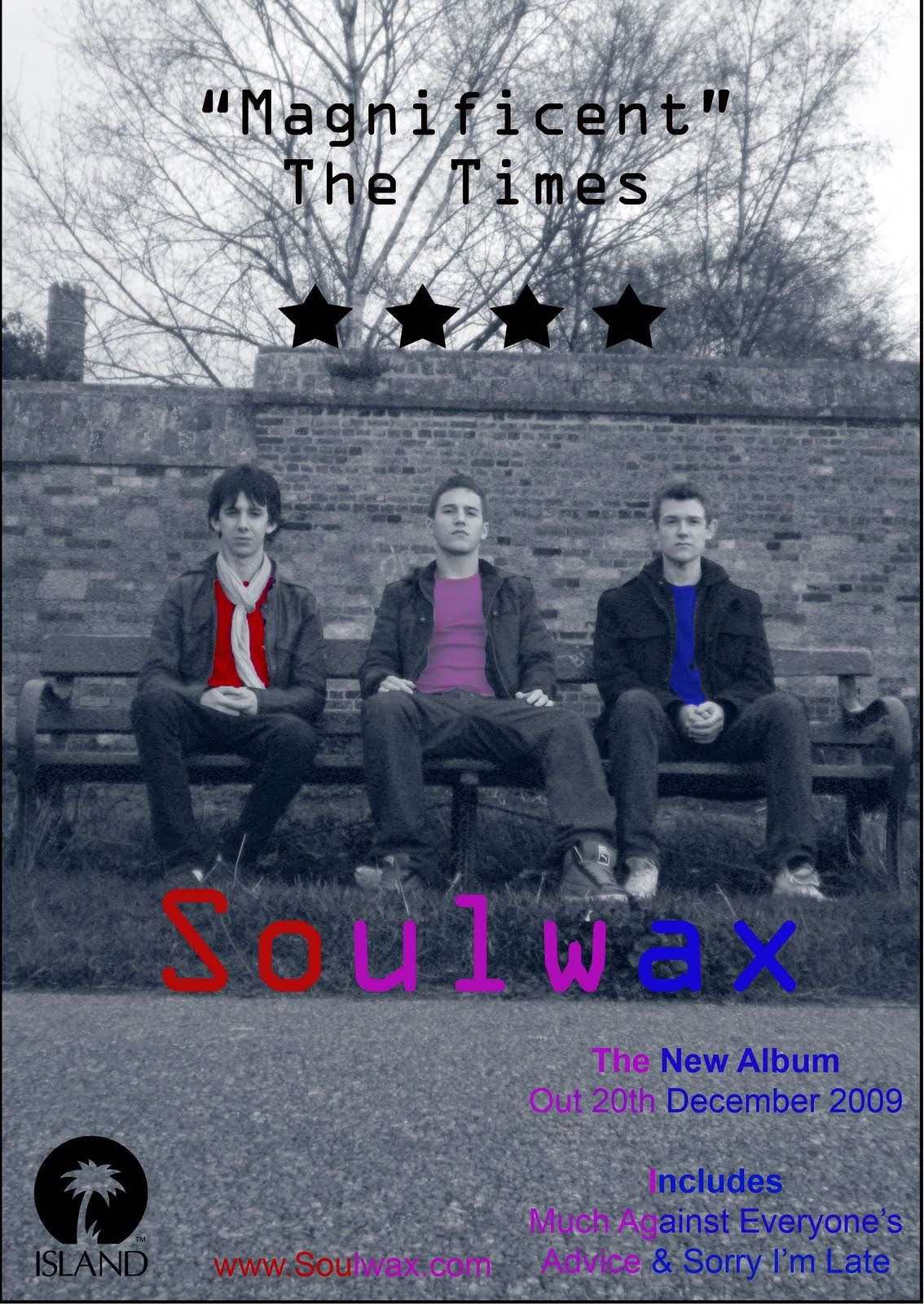GROUP 07 Music Magazine Advert Jpg