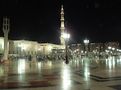 Masjid Nabawi - Madinah