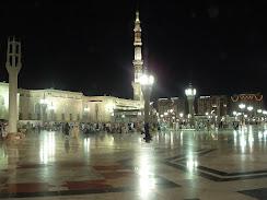Masjid Nabawi - Madinah