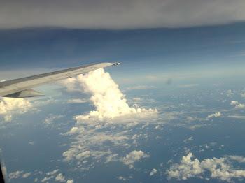 di awan biru