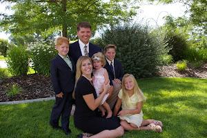 Eardley Family
