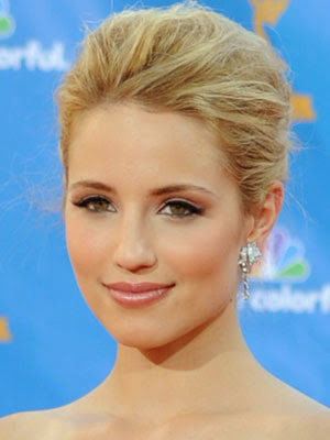dianna agron pregnant real life
