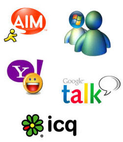 instant messaging and family Make the most of your internet connection, stay in touch with friends and family with instant messaging, voice over ip (voip) and webcam.