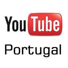 YouTube Portugal Blogger Profile