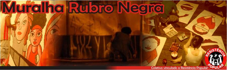 COLETIVO MURALHA RUBRO NEGRA