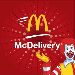 Mc Entrega - Delivery de Mc Donald´s