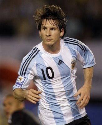 one reason, Lionel Messi.